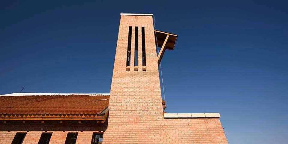 Vajdácska, római katolikus templom