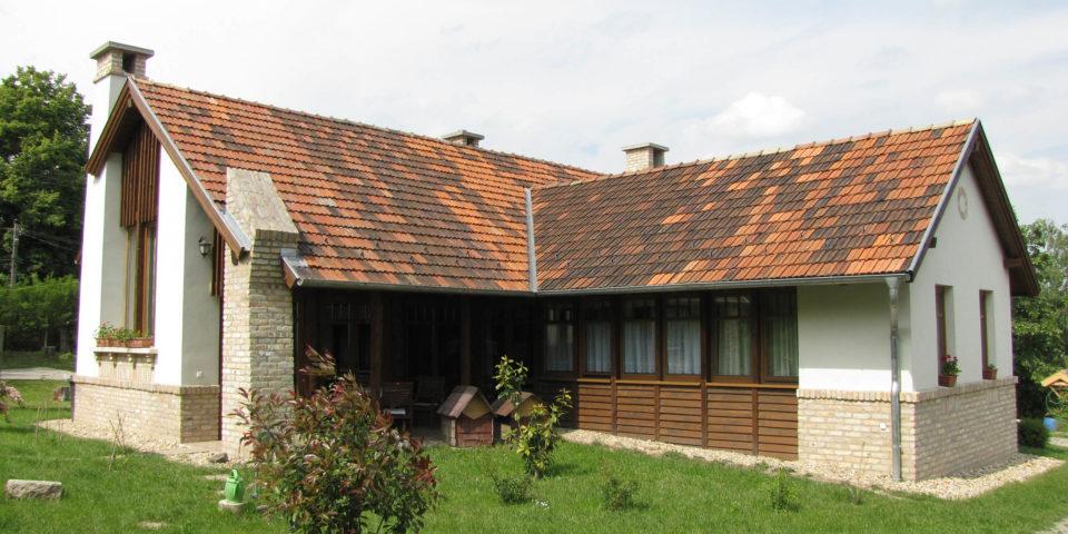 Családi ház, Tahitótfalu