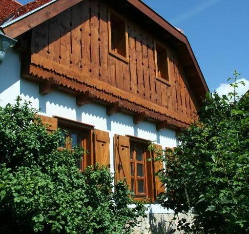 Szentendre, családi ház, tervező: Szűcs Endre