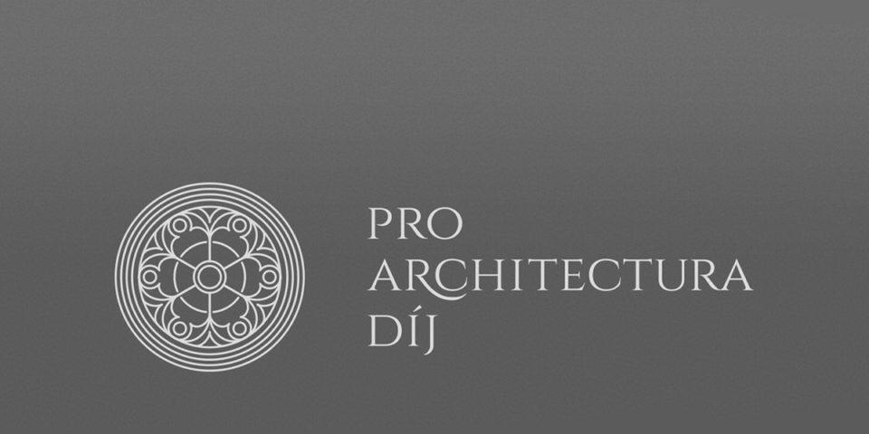 Pro Architectura díj – 2017