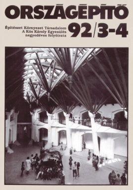 Országépítő 1992/III-IV.