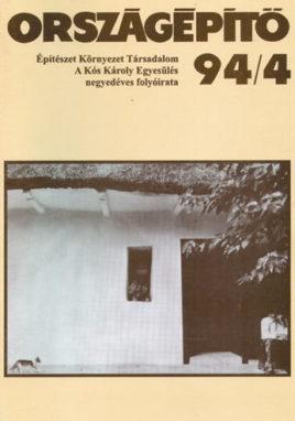 Országépítő 1994/IV.