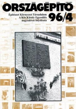 Országépítő 1996/IV.