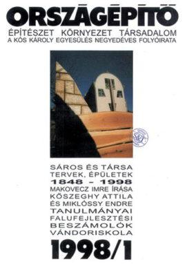 Országépítő 1998/I.