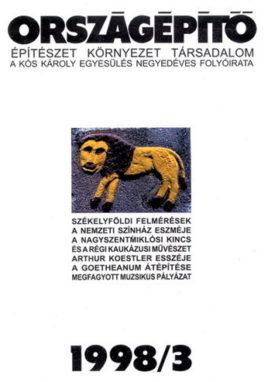 Országépítő 1998/III.