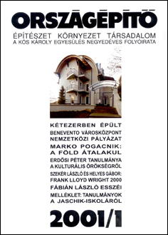 Országépítő 2001/I.