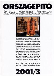 Országépítő 2001/III.