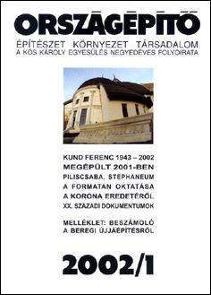 Országépítő 2002/I.