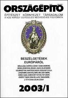 Országépítő 2003/I.