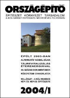 Országépítő 2004/I.