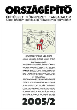 Országépítő 2005/II.