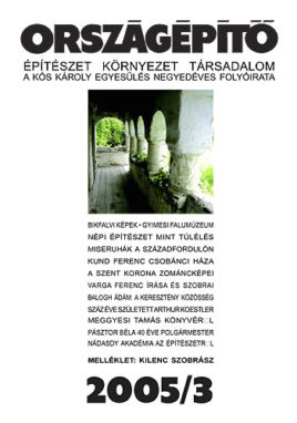 Országépítő 2005/III.