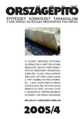 Országépítő 2005/IV.