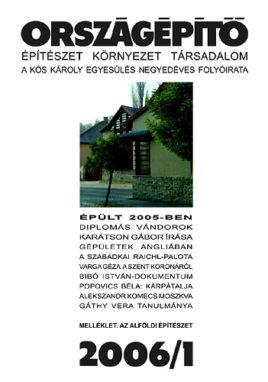 Országépítő 2006/I.