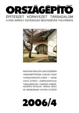 Országépítő 2006/IV.
