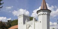 A géberjéni Jékey kúria felújítása
