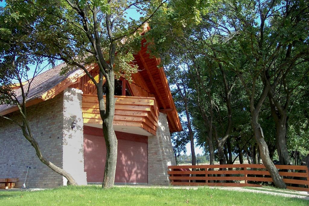 Engelmann Tamás építészete – Asztalos ház