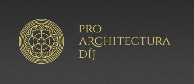 Pro Architectura díj – 2018