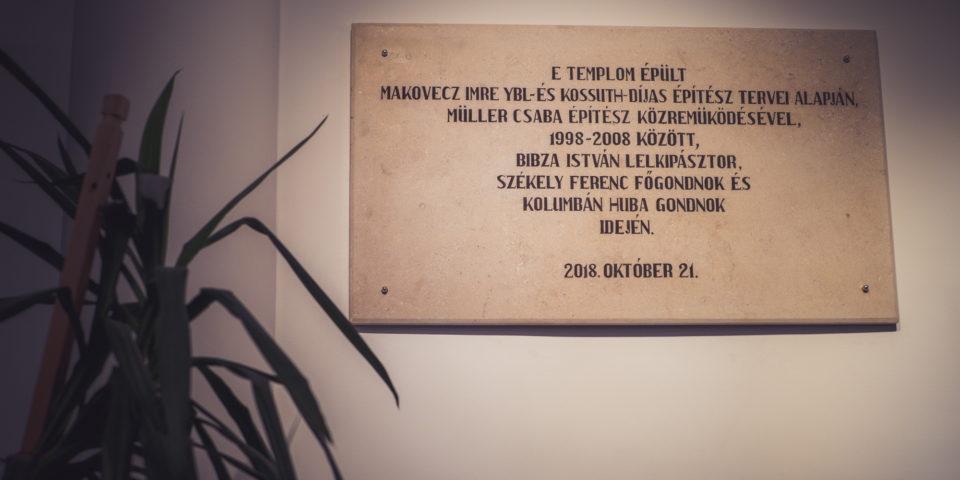 Átadták a kolozsvári református gyülekezeti házat