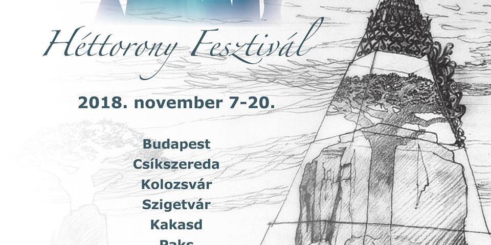 Makovecz Kávéház: Héttorony Fesztivál 2018 beszámoló