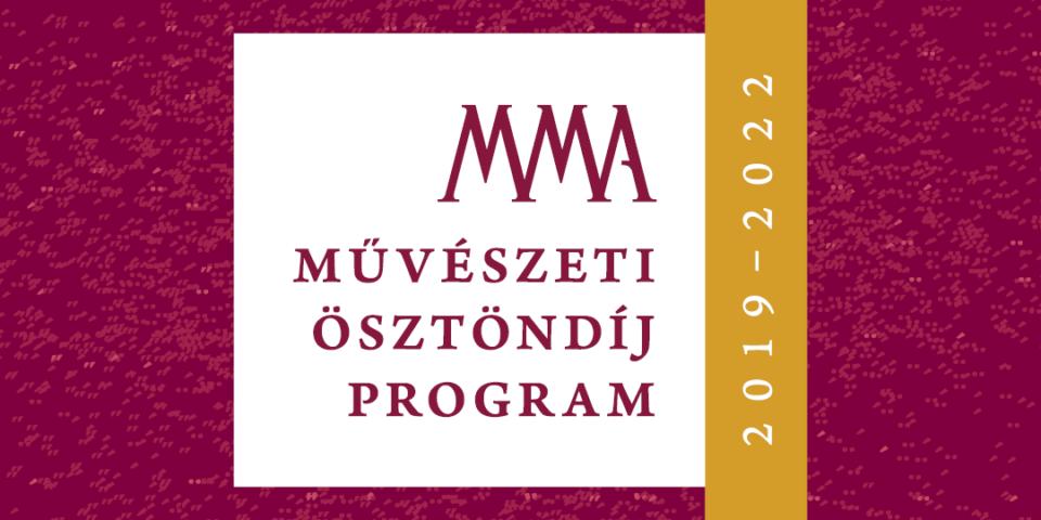 A Magyar Művészeti Akadémia ösztöndíj pályázata