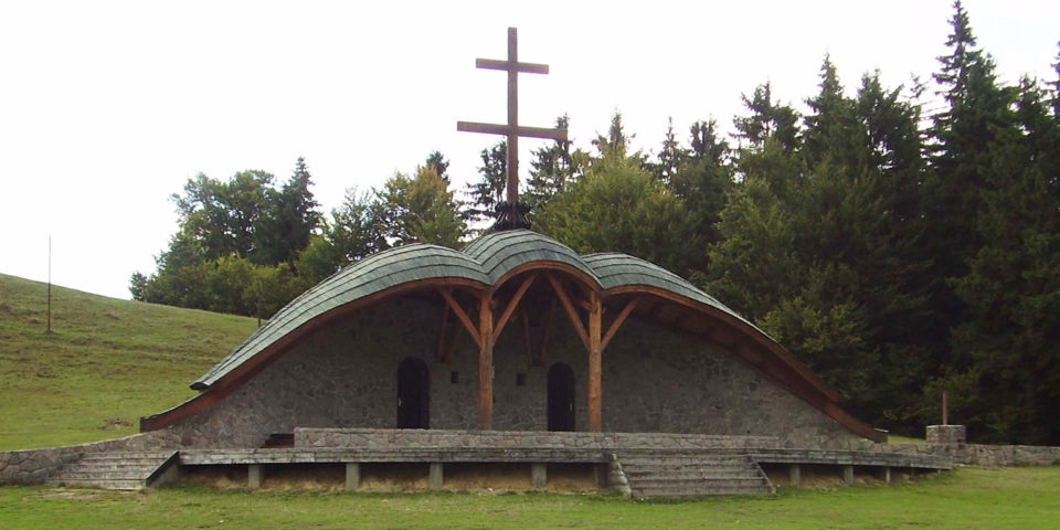 A csíksomlyói Hármashalom-oltár