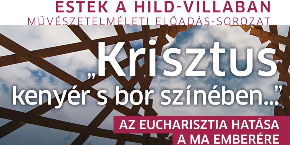 Esték a Hild-villában – Wesselényi-Garay Andor: Makovecz építészete és annak hatása
