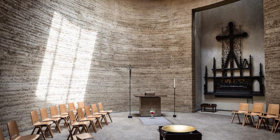 Az emlékezet rétegei – A berlini Megbékélés kápolna