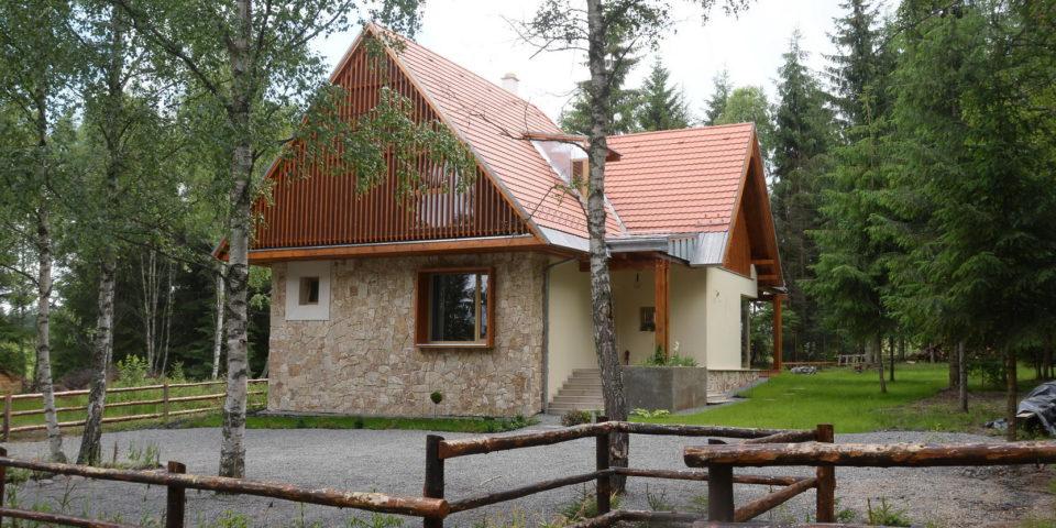 Tóthfalusi Gábor – Hétvégi ház, Bánffytelep