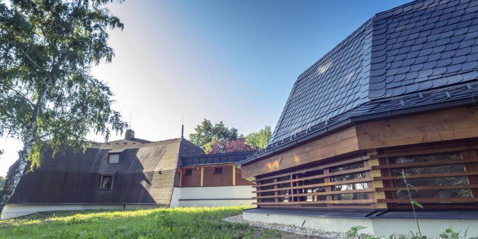 Gébárt, Kézművesek Háza bővítése – Fülöp Tibor