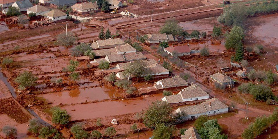 Vörösiszap 2010 – Az újjáépítés története